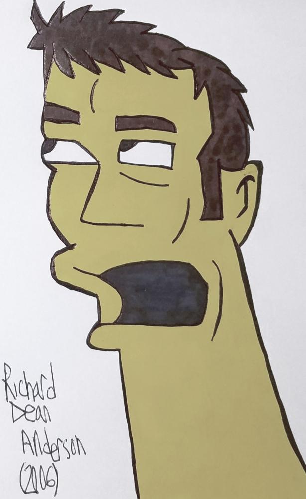Richard Dean Anderson par armattock